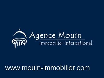 Agence Mouin Immobilier Hammamet